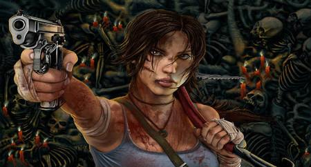 Square Enix registra otra vez el nombre 'Lara Croft: Reflections'