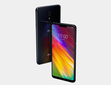 LG G7 Fit: la variante del LG G7 que mantiene su diseño pero llega con cámara única y procesador de hace dos años