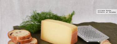 Crema de lombarda con hinojo y sidra. Receta ligera reconfortante