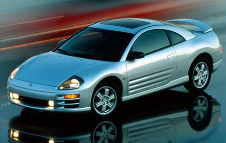 Mitsubishi Eclipse 1