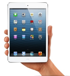 ¡Por fin! Apple muestra el iPad Mini