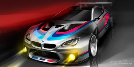 El BMW Z4 GT3 ya tiene sustituto. El M6 toma el testigo