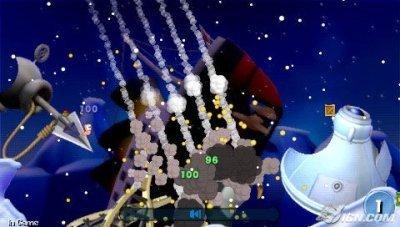 Primeras imágenes del Worms de PSP