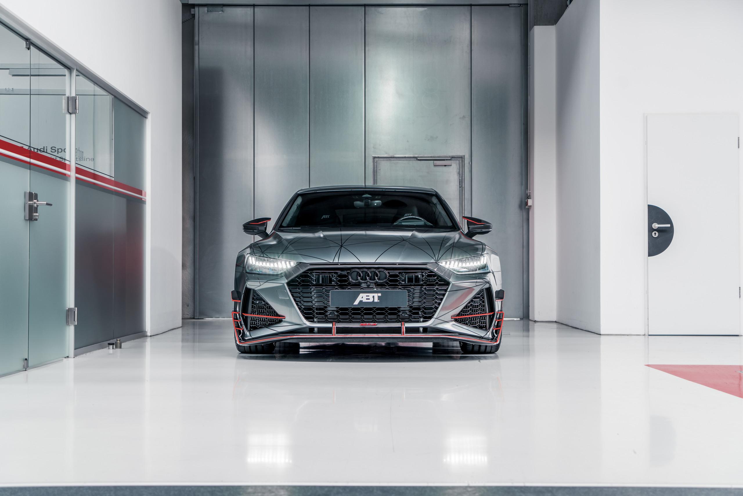 Foto de Audi ABT RS7-R (5/18)