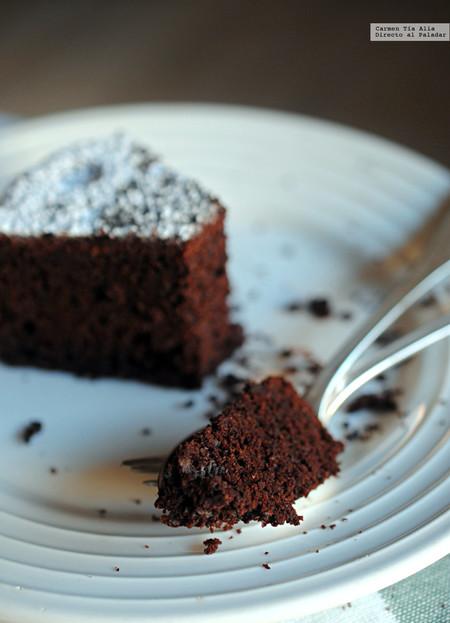 Receta de bizcocho de galletas o cómo hacer bizcocho cuando no tienes harina