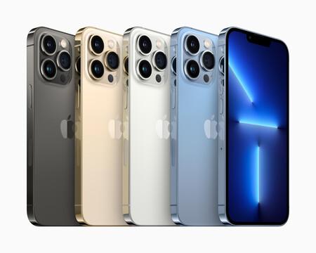 Apple no revela el tamaño de las baterías de los iPhone 13, pero ahora se conocen sus Wh y así se comparan con la gama premium Android