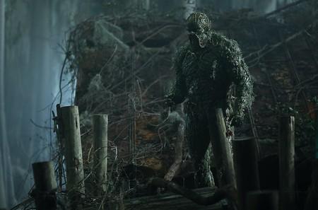 'Swamp Thing': terror y superhéroes en una serie extraordinaria y sentenciada antes de nacer