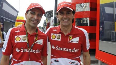 Ferrari seguirá contando con tres pilotos de pruebas