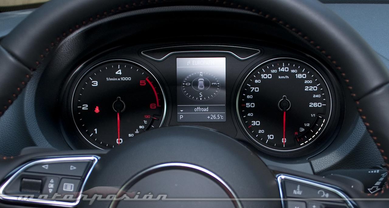 Foto de Audi A3 presentación (10/39)