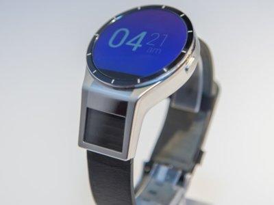 Lenovo plantea un smartwatch con una minipantalla en la pulsera: llega Magic View