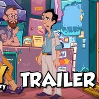 """Larry prueba suerte con """"Timber"""" en el nuevo tráiler de Leisure Suit Larry: Wet Dreams Don't Dry"""