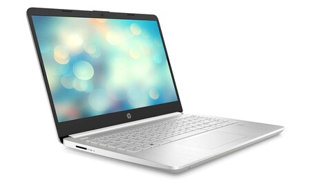 El potente HP 14s-dq1014ns es uno de los portátiles de trabajo más vendidos en Amazon y está rebajado a 599,99 euros