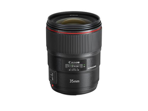 Canon EF 35 mm f/1,4L II USM: la nueva versión de un clásico