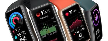 Envíanos tus dudas sobre la Huawei Band 6: participa en el sorteo y una de ellas puede ser tuya