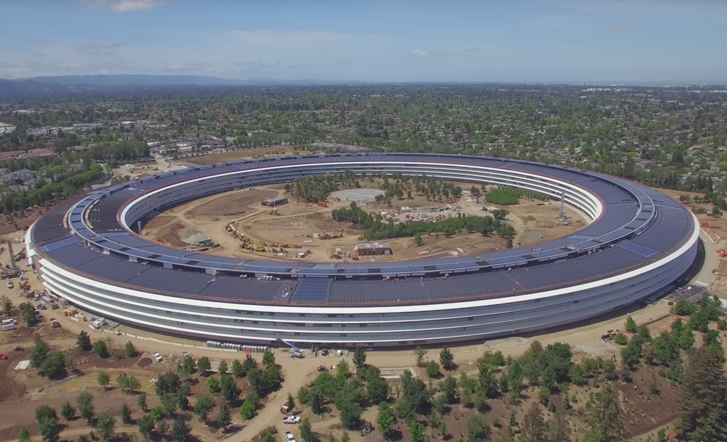 Apple Park Mayo 2017