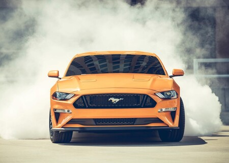 Ford Mustang Gt 2018 1280 1c