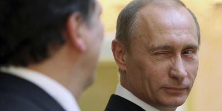 O Vladimir Putin Wink Facebook