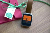 Asus confirma que su Zenwatch 2 llegará a principios del tercer trimestre