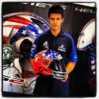 MotoGP Indianapolis 2012: Isaac Viñales lucirá un casco 100% americano