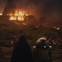 """""""Los últimos Jedi"""" hubiera sido un gran cierre de trilogía. Malas noticias para el Episodio IX"""