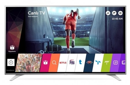 Televisor Samsung 55uh650v 55 Led Ultrahd 4k Smarttv Wifi