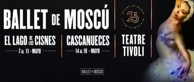 El Ballet de Moscú en Barcelona... ¡Con descuentos!