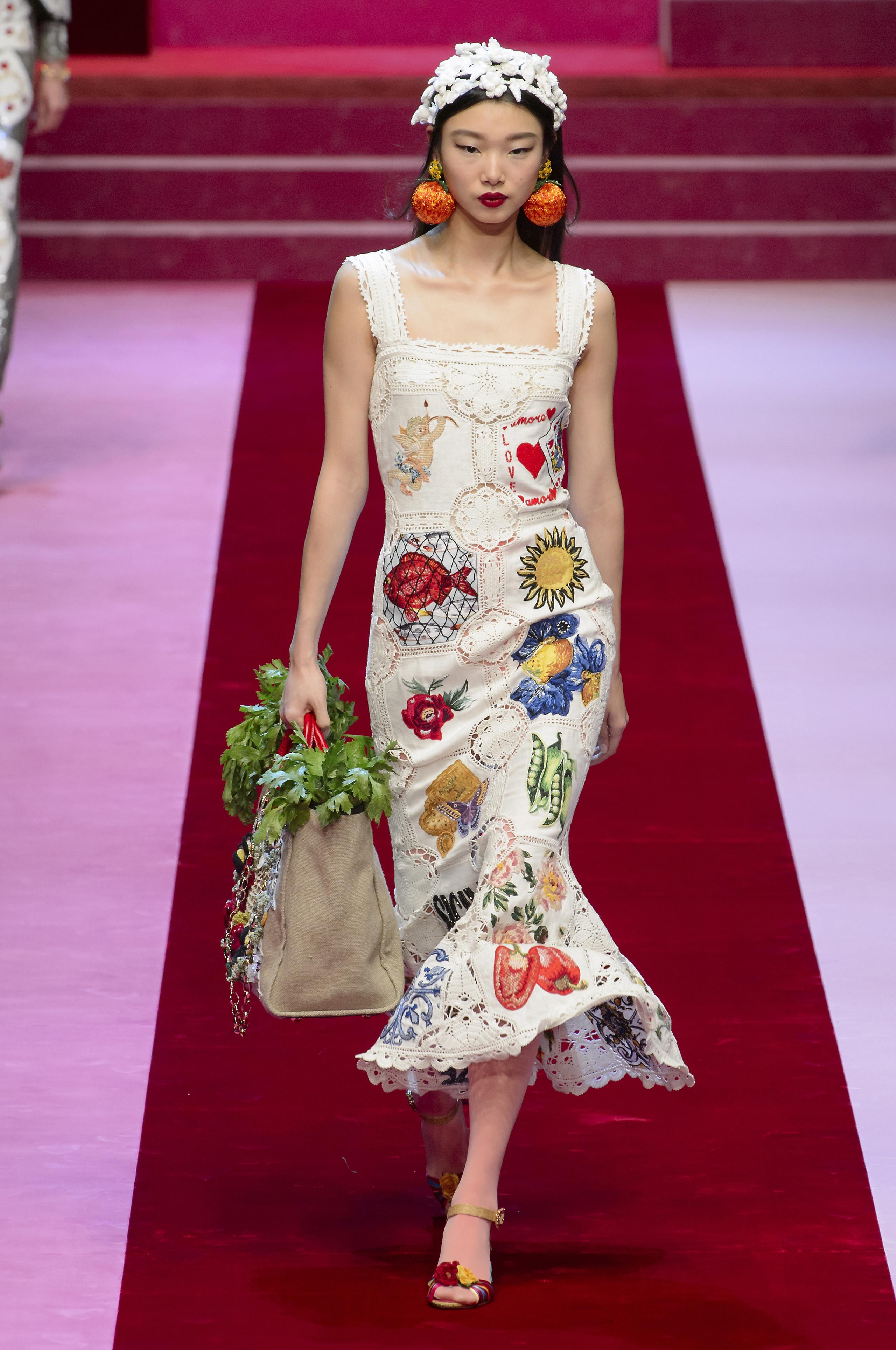 Foto de Dolce&Gabbana Primavera/Verano 2018 (32/106)