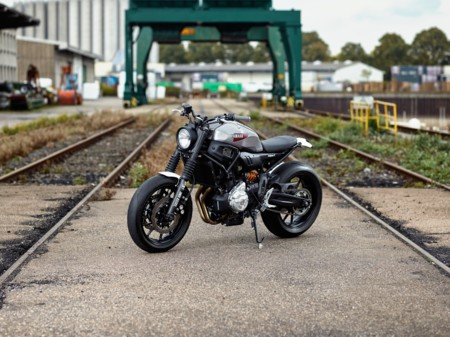 Yamaha XSR700 Super 7 by JvB-Moto, nueva creación para el Yard Built