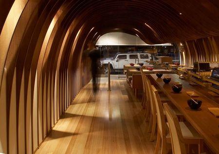 Koichi Takada Architects, el sonido del silencio