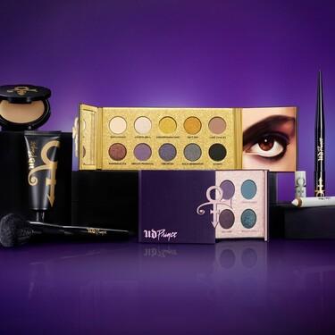 Urban Decay rinde homenaje a Prince con su última colección de maquillaje
