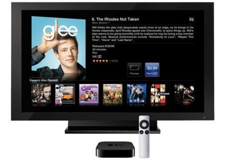 iTunes con Apple TV