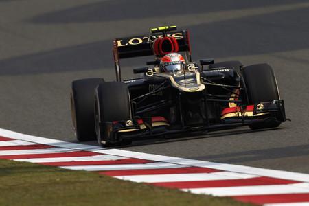 Romain Grosjean y sus misteriosos problemas