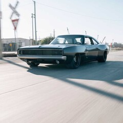 Foto 2 de 26 de la galería speedkore-hellacious-dodge-charger-1968 en Motorpasión México