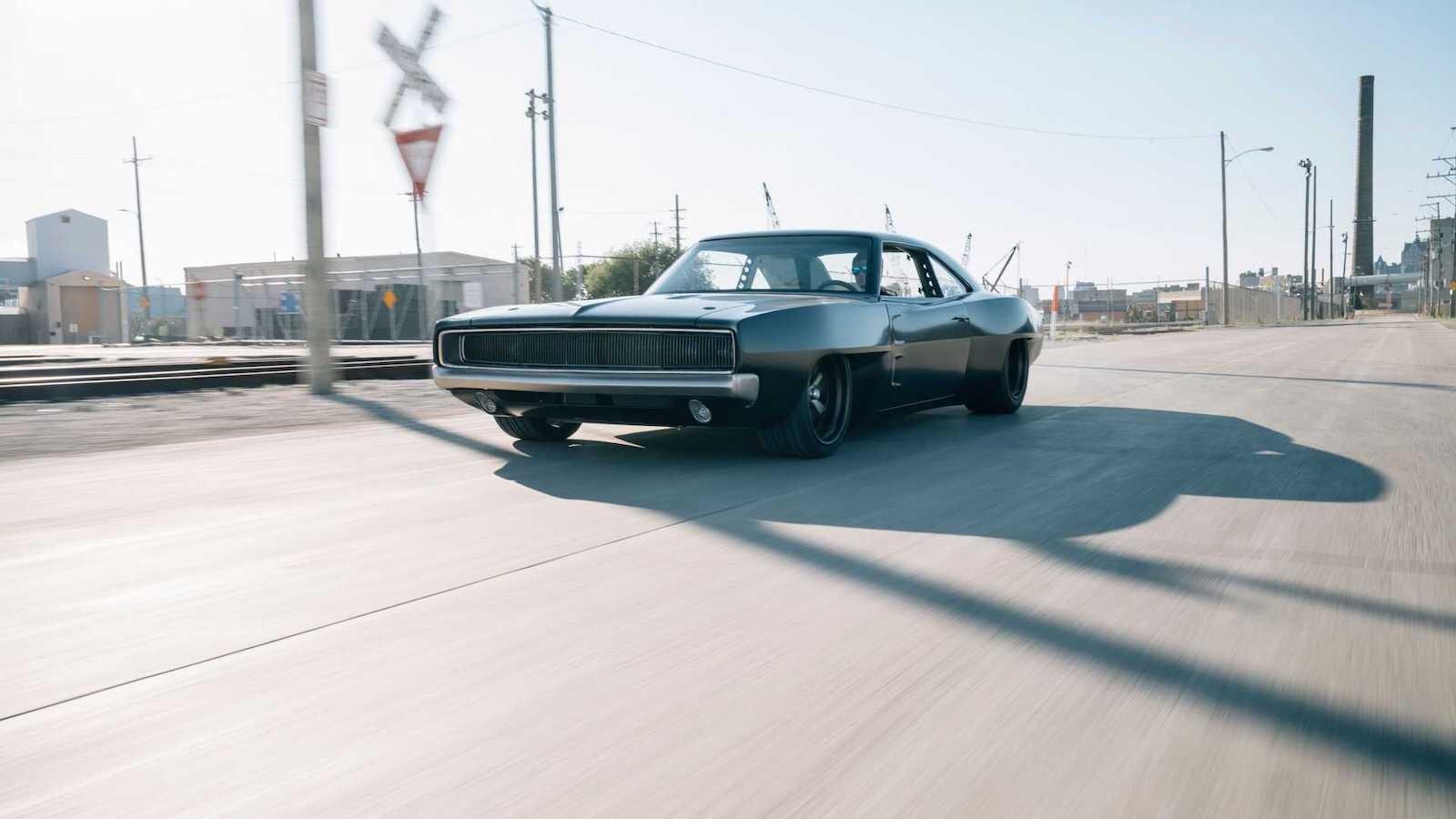Foto de Speedkore Hellacious Dodge Charger 1968 (2/26)