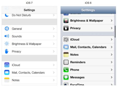 Si tienes cuenta de desarrollador Apple, ya puedes probar la beta de iOS 7