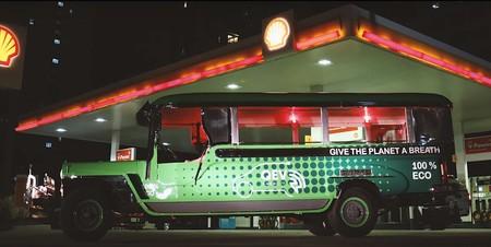 Los míticos autobuses diésel Jeepney ahora pueden ser eléctricos gracias a este kit