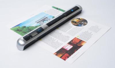 IRIScan Book Executive 3, un escáner con el que no pararás de digitalizar