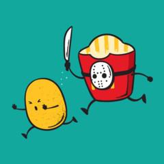 Foto 2 de 15 de la galería caricaturas-con-comida en Trendencias Lifestyle