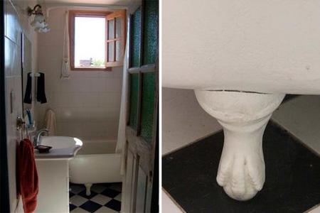 enséñanos tu casa - leda - baño