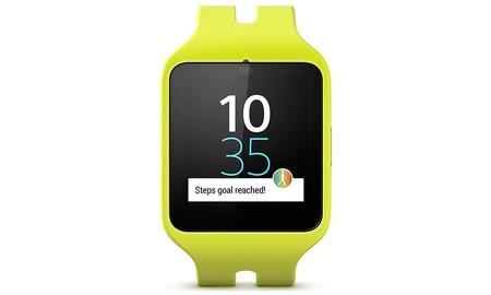 Sony Smartwatch 3 Sport, un reloj inteligente y deportivo por sólo 99 euros en Amazon