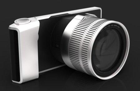 WVIL, teléfono y lentes conectados inalámbricamente para crear la cámara perfecta