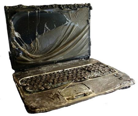 Burned Notebook