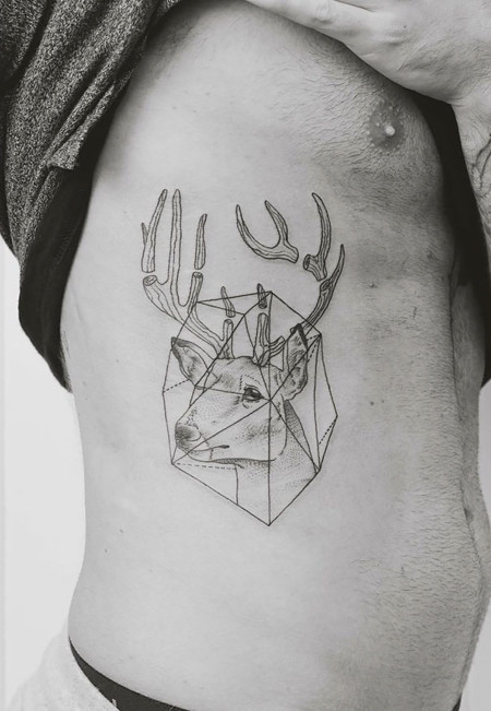 Geometrical Tattoos Jasper Andres 15