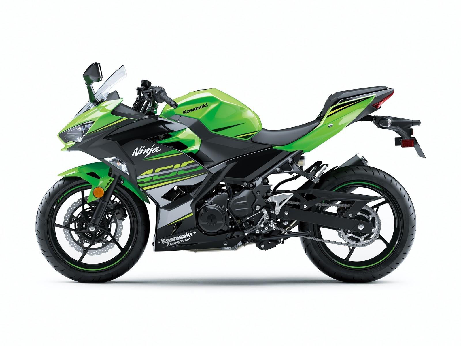 Kawasaki Ninja 400 2018