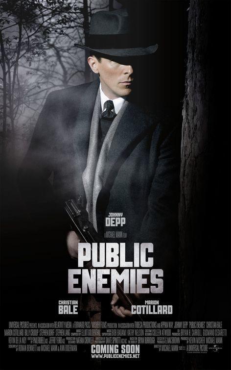 'Enemigos públicos', nuevos carteles
