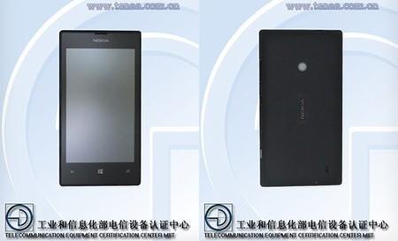Nokia Lumia 525, se deja ver en primera imagen