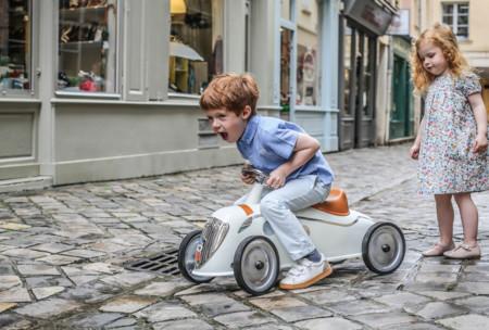 Ahora cualquiera puede tener su propio Peugeot 402, desde los 2 años de edad