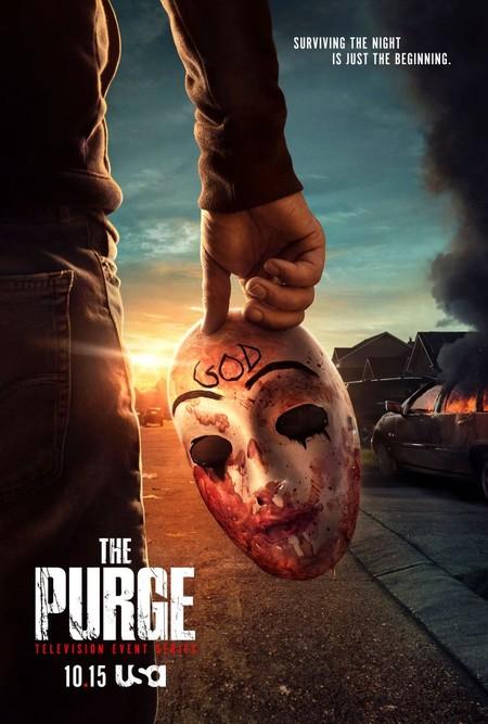 The Purge Season 2 Poster 768x1138
