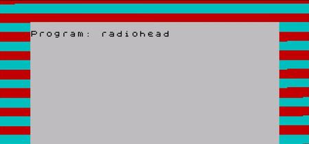 El último disco de Radiohead incluye un programa secreto que solo funciona en un ZX Spectrum