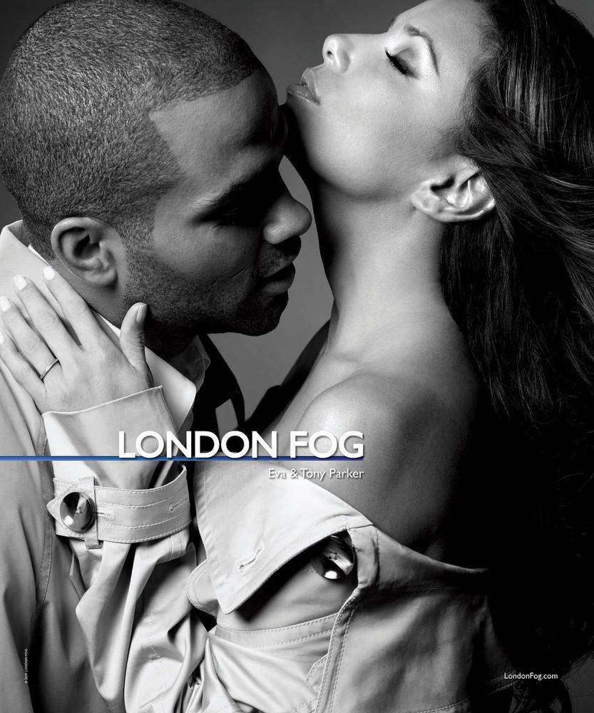 """Foto de Eva Longoria y Tony Parker en """"London Fog"""" (1/6)"""